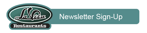 La Vita Newsletter Sign-up Button